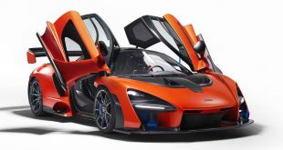 "El nuevo ""McLaren Senna"" es descrito como brutal e implacable"