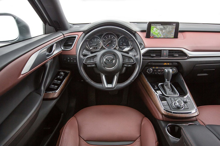 Tough Compeion Compact Crossover But 2018 Mazda Cx 9 Stands Out Puros Autos