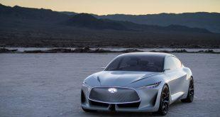 "El ""Q Inspiration"" de INFINITI fue nombrado en Detroit ""Best Concept Vehicle"" y ""Best Designed Interior"""