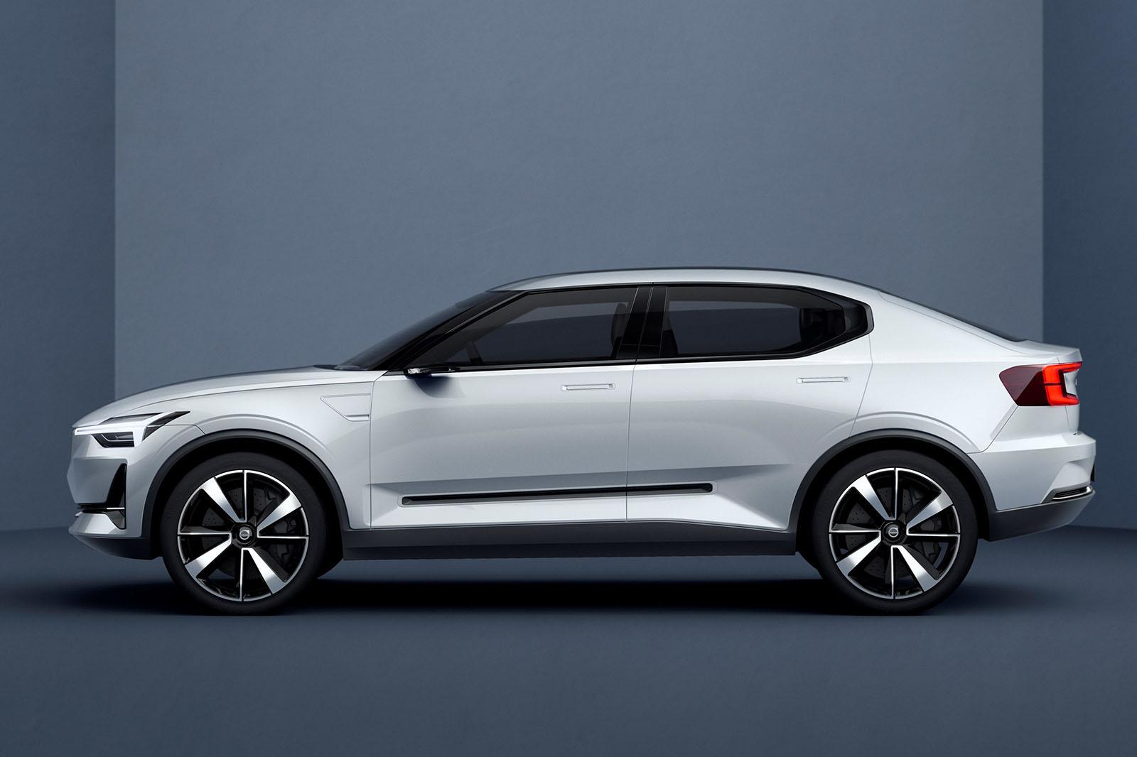 Volvo ha confirmado oficialmente que un modelo eléctrico independiente llegará en 2019