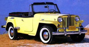 Los 10 Jeep que probablemente no conocías y que fueron olvidados en el tiempo