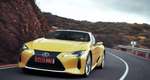 Lexus continua siendo la marca mas confiable del mercado