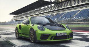 Porsche ha actualizado su modelo 911 GT3 RS