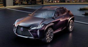 Lexus apunta a Ginebra con modelos muy divertidos
