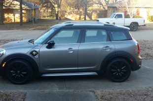 2018 mini cooper s e countryman