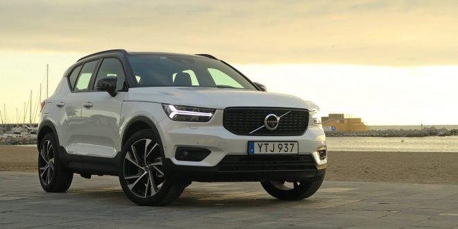 2019 Volvo Xc40 T5 Awd R Design Urban Sporty Puros Autos