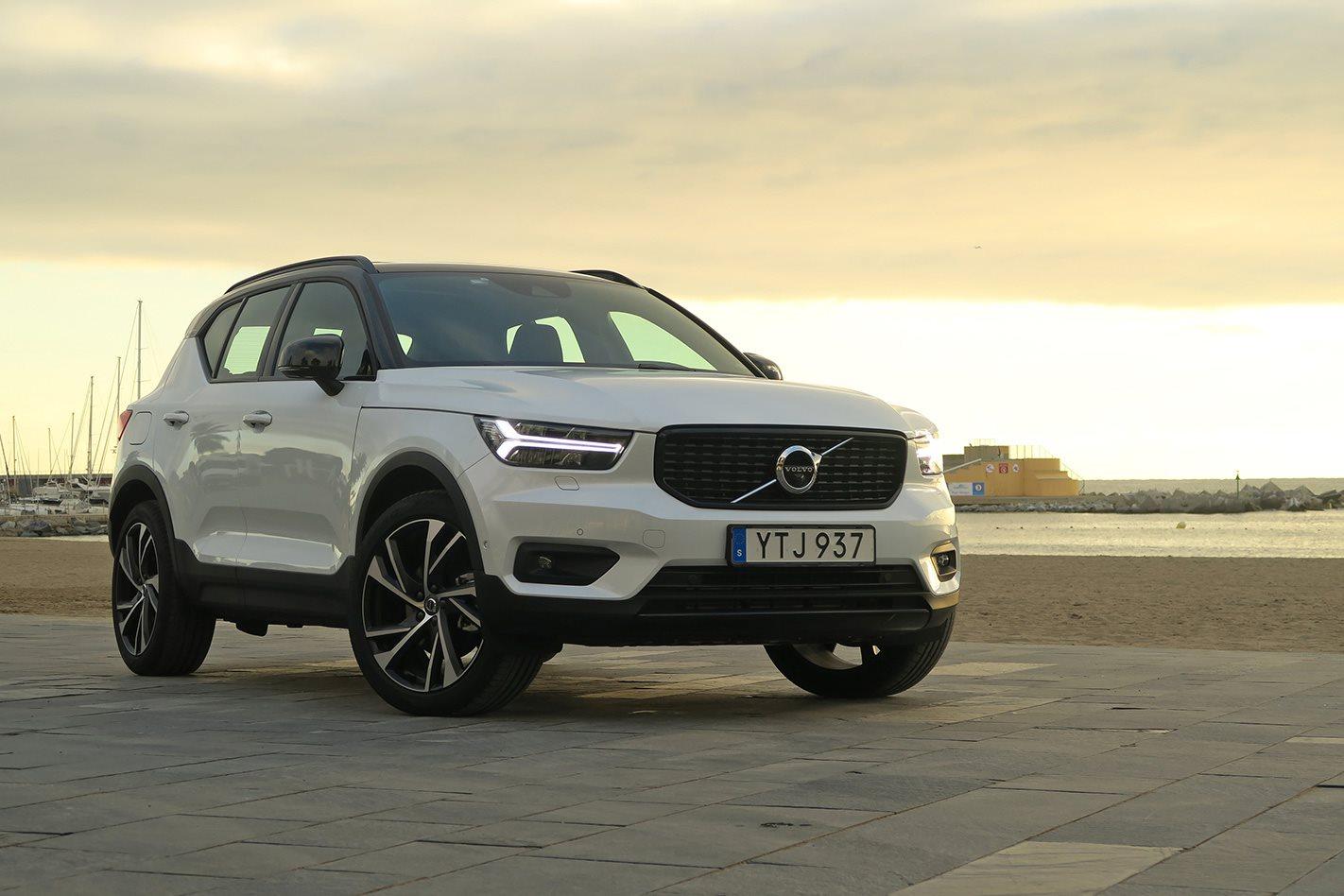2019 Volvo Xc40 T5 Awd R Design Urban Sporty