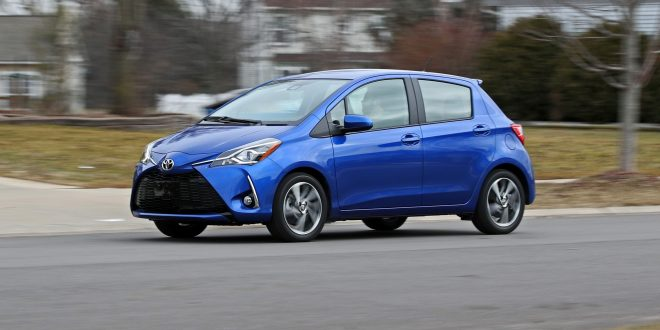 Toyota Yaris 2018 Continues Outperform Compeion