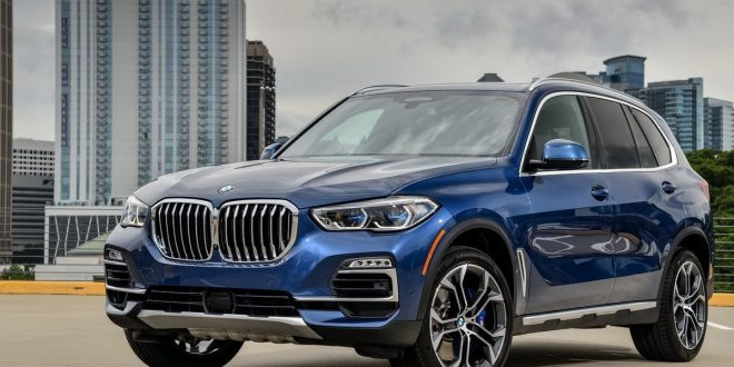 2019 Bmw X5 German American Suv Made In The Us Puros Autos