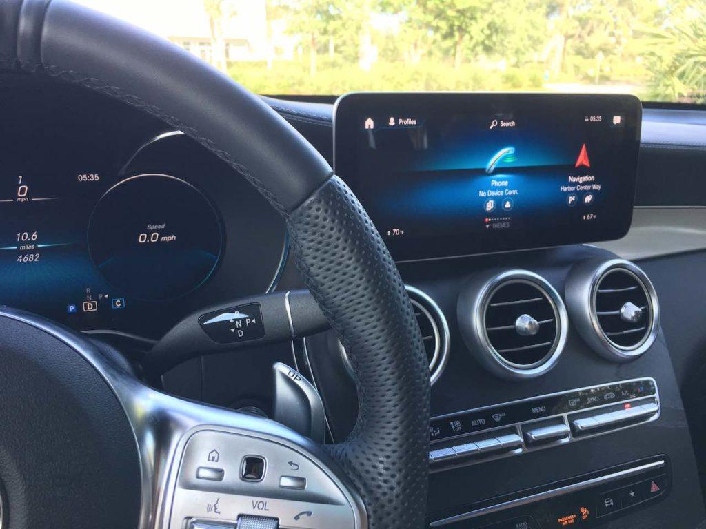 2020 Mercedes Benz AMG GLC43 SUV