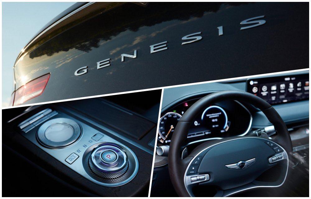 2021 Genesis G80