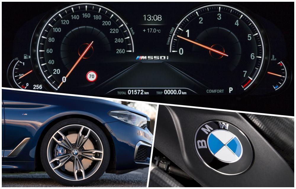 2021 BMW 550i xDrive