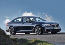 2021 BMW M550i xDrive Sedan