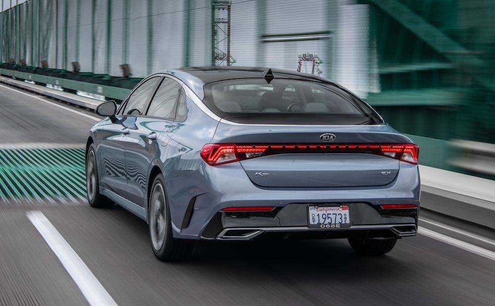 2021 K5 EX 1.6T FWD