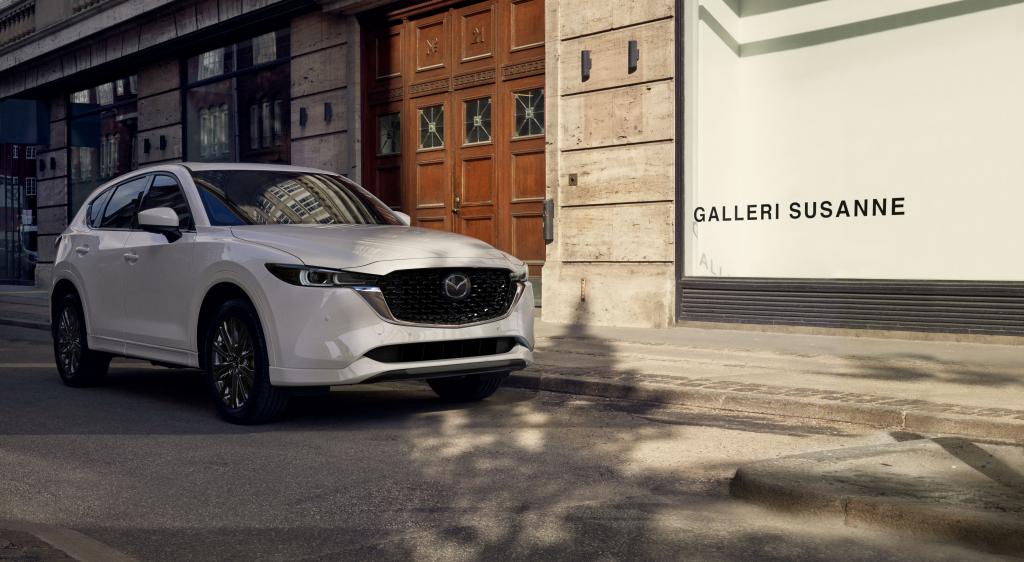 El Mazda CX-5 del 2022 traerá de serie un agregado especial