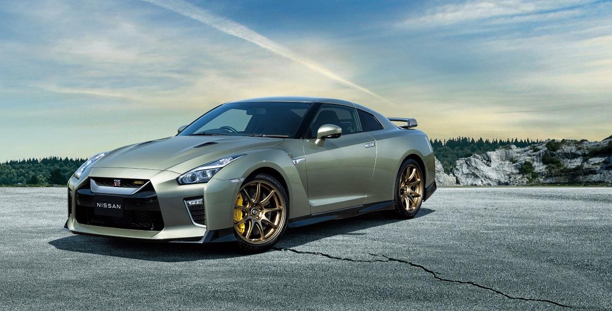 """Nissan tendrá una producción limitada del GT-R """"T-spec"""""""